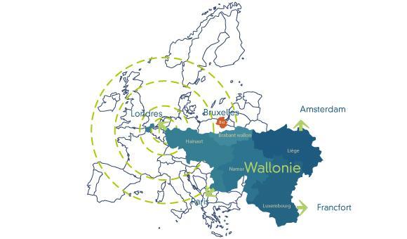 Investir en Wallonie